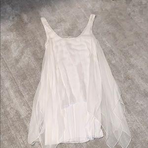 BAILEY44 white dress